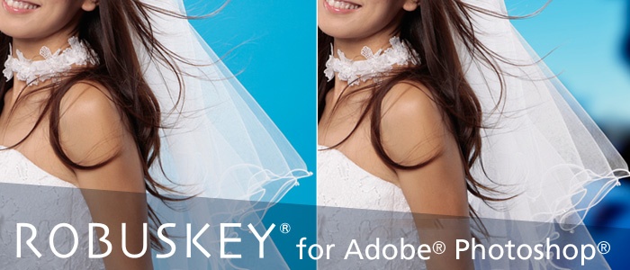 ROBUSKEY for Adobe Photoshop